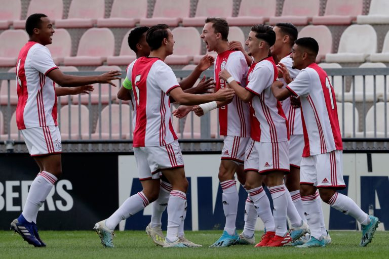 One good half is enough for the Ajax youngsters: Match report LOSC U19 – Ajax U19