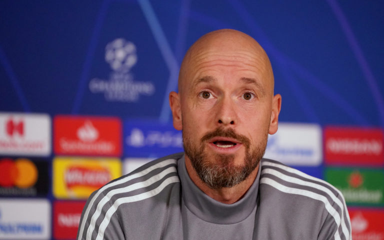 "Ten Hag: ""Some players allowed to play in the Netherlands, but not in Denmark"""
