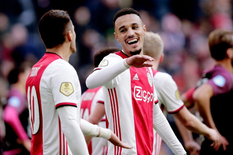 Mazraoui: 'My season has only just begun'