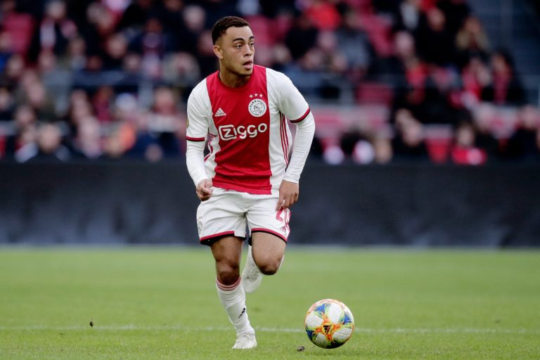 'FC Bayern offered €20 million for Dest, Ajax wants more'