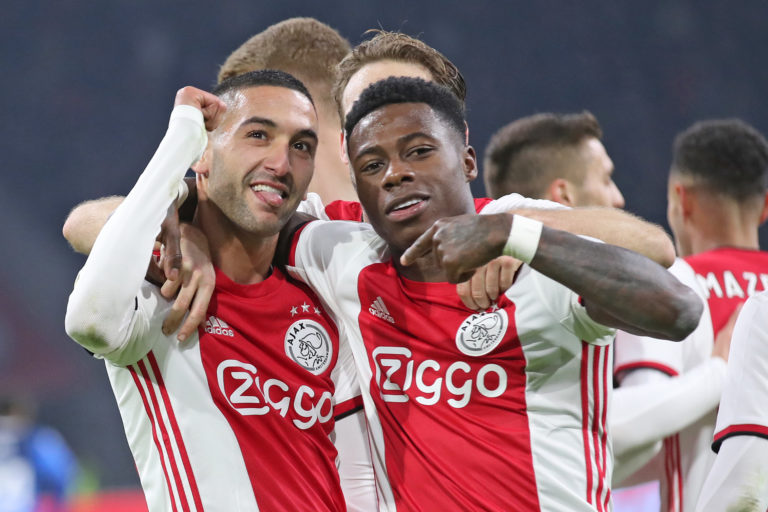 "Ziyech: ""Very happy with my next step, but first I have some unfinished business to handle"""