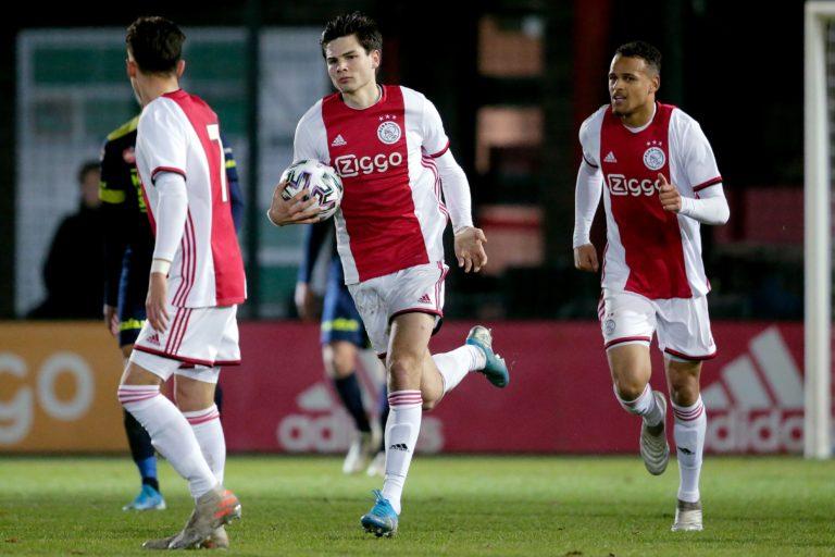 All even in Amsterdam: match report Jong Ajax – Helmond Sport