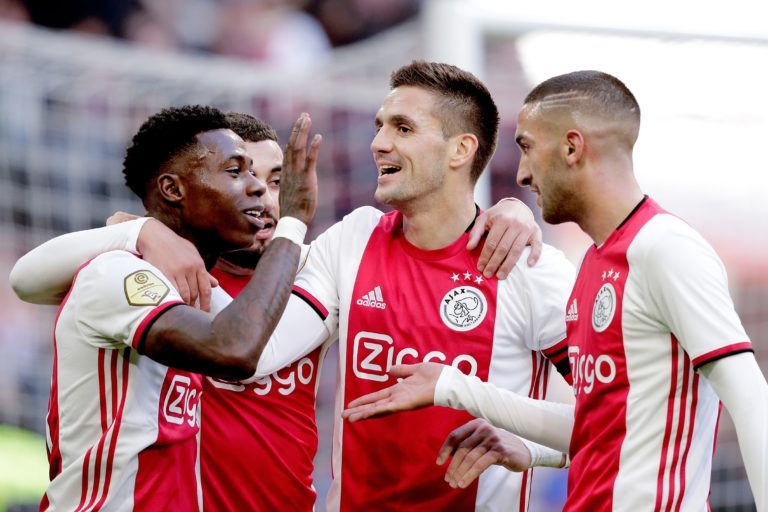 Analysis: Ajax' record-breaking 157 goals in 2019