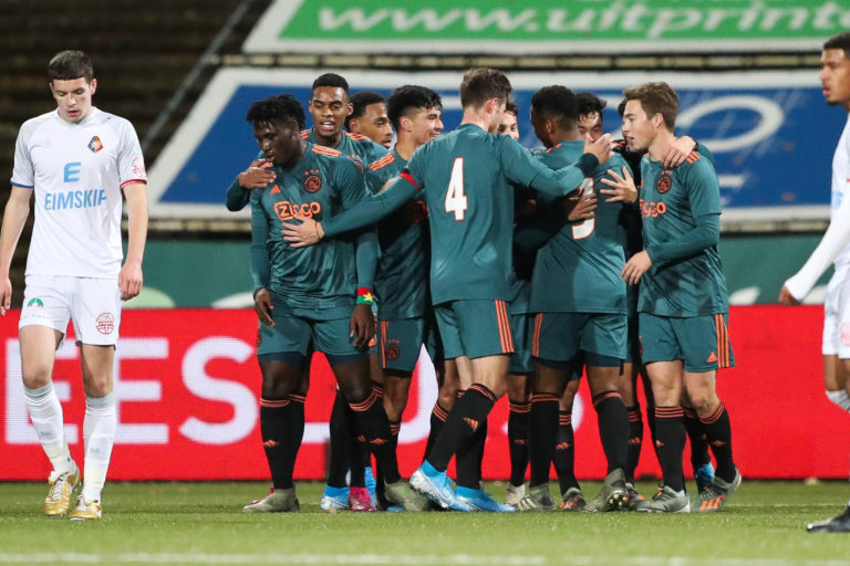 Match Preview: SC Telstar – Ajax (KNVB Beker)