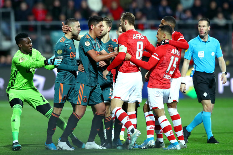 Match Report: Ajax loses for the third time in a row, versus title contender AZ