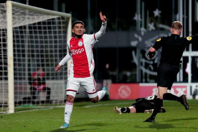 Match Report: Jong Ajax ends 2019 with a victory over TOP Oss thanks to first professional goal Ünüvar