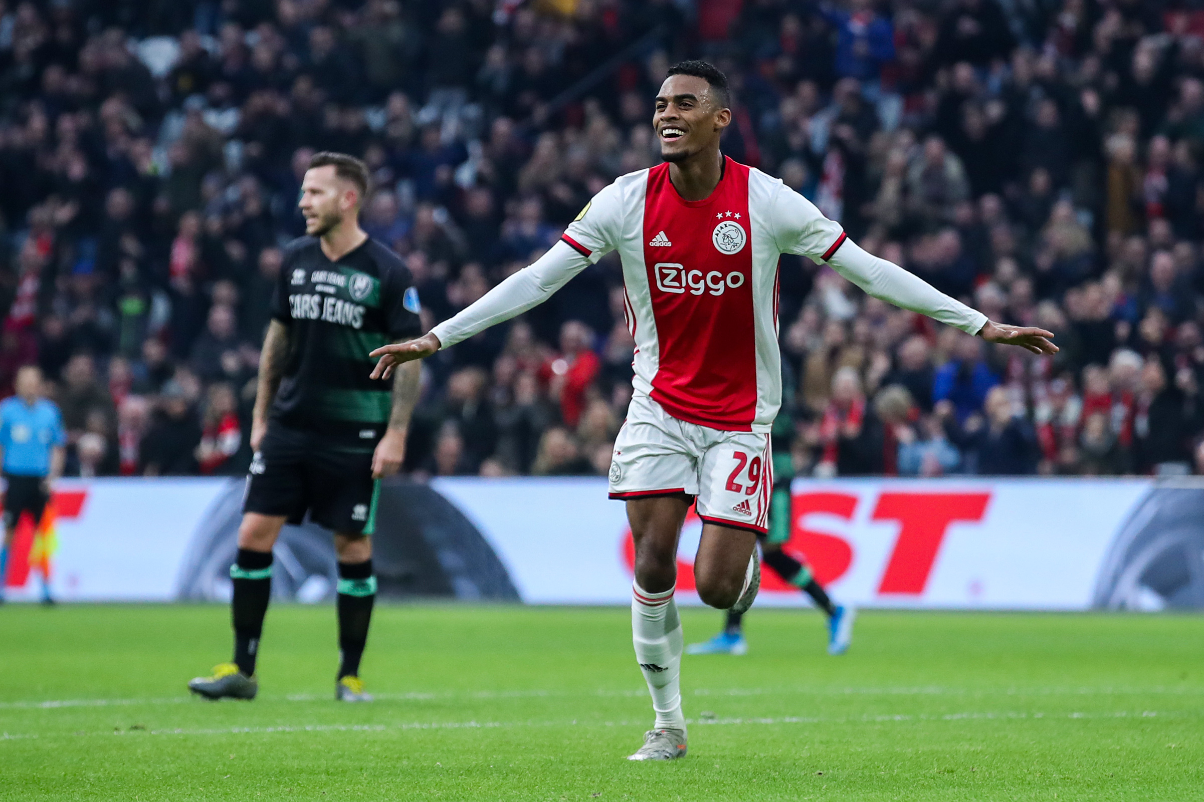 Talks between Ajax and Gravenberch haven't led to anything yet' - All about Ajax