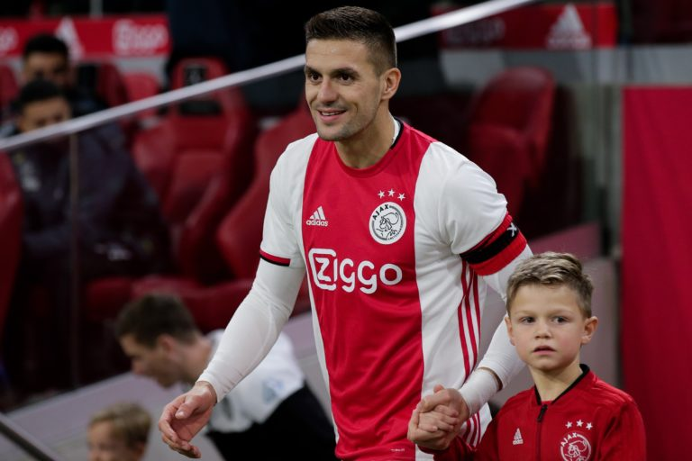 "Tadic: ""Proud to be Ajax's captain"""
