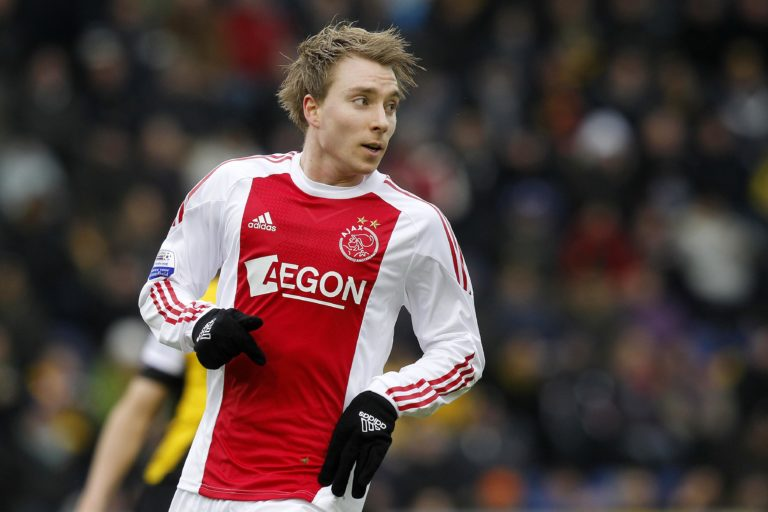 Ajax to receive over €2 million for Eriksen transfer