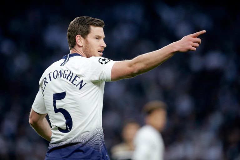 No deal: Jan Vertonghen is deemed too expensive