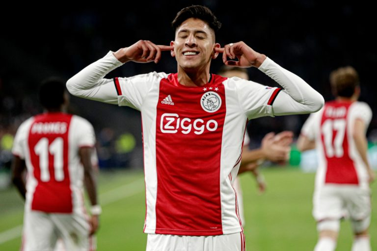 Edson Alvarez admits difficulties adapting at Ajax