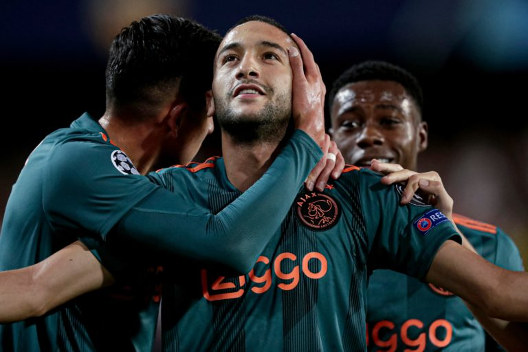 Official: Ziyech to join Chelsea FC