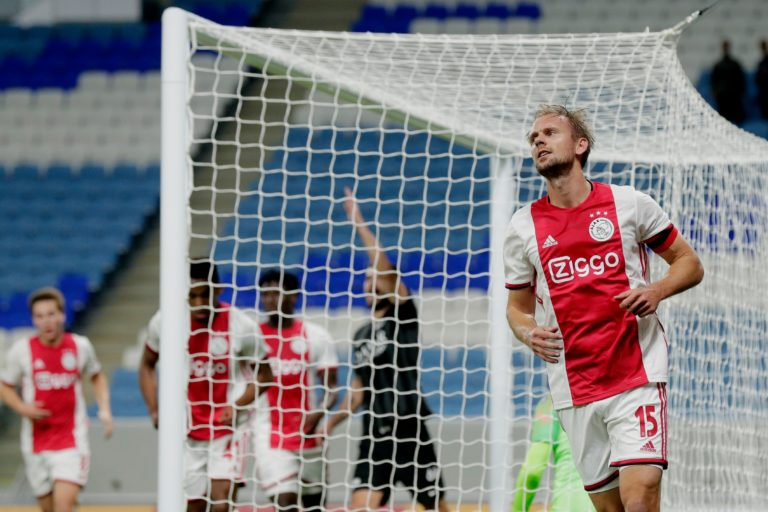 Match report: Ajax' B-team beat KAS Eupen in first match of 2020
