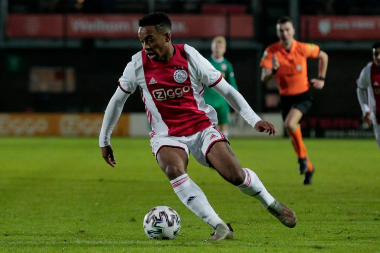 Match Report: Jong Ajax tops the leauge after win versus FC Dordrecht