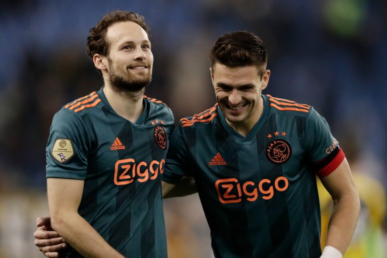 Match Report: Ajax advance to the final four of the KNVB Cup, Blind and Ziyech make their return