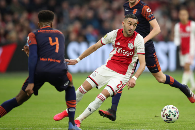 Match Report: Ajax defeat RKC with bare-minimum effort