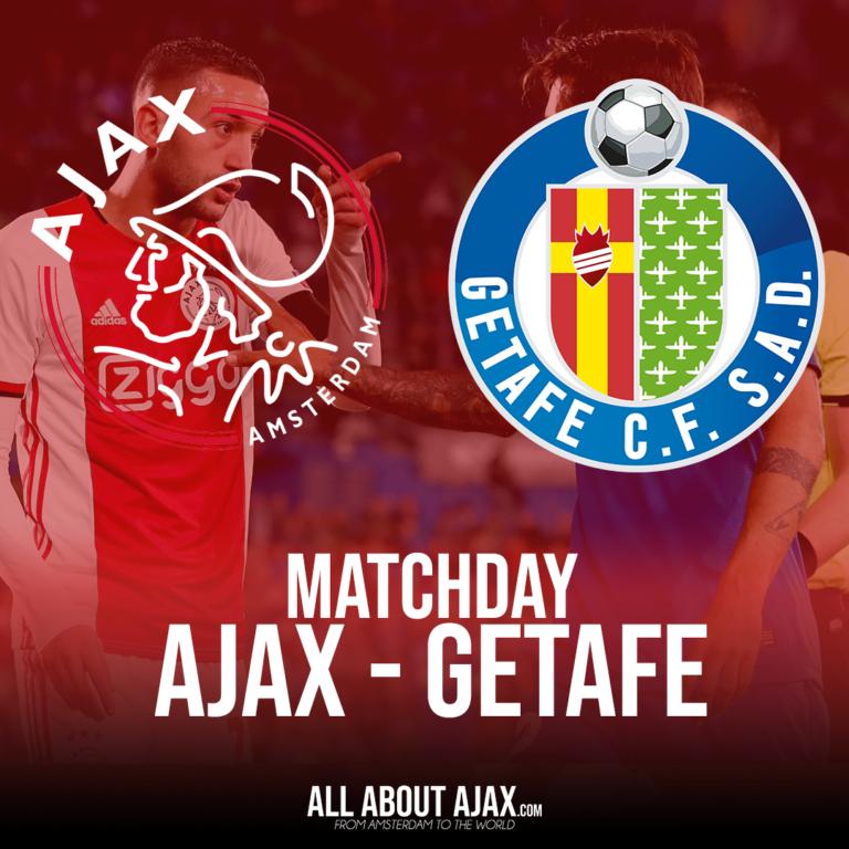 Match Preview: Ajax – Getafe