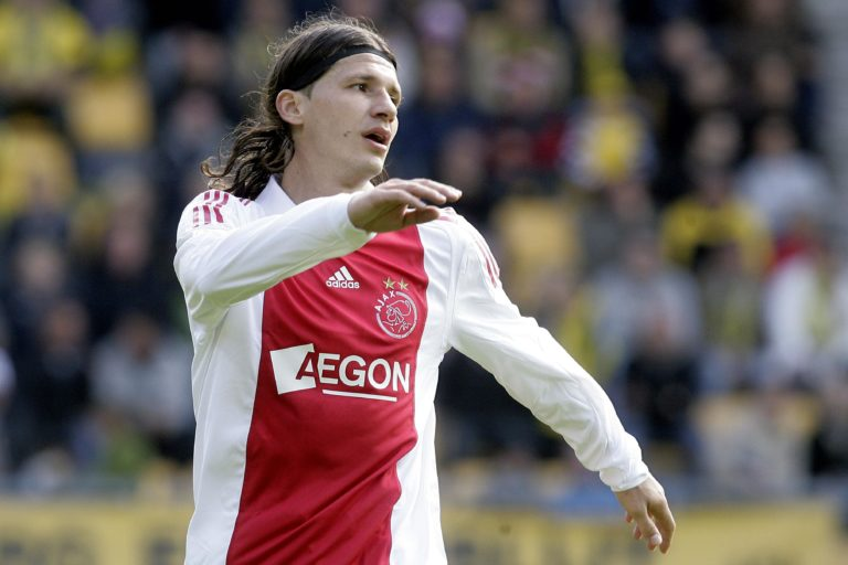 Former Ajax-striker Marko Pantelic tests positive for the Coronavirus