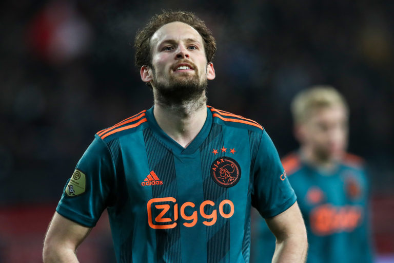 Daley Blind misses last training due to illness