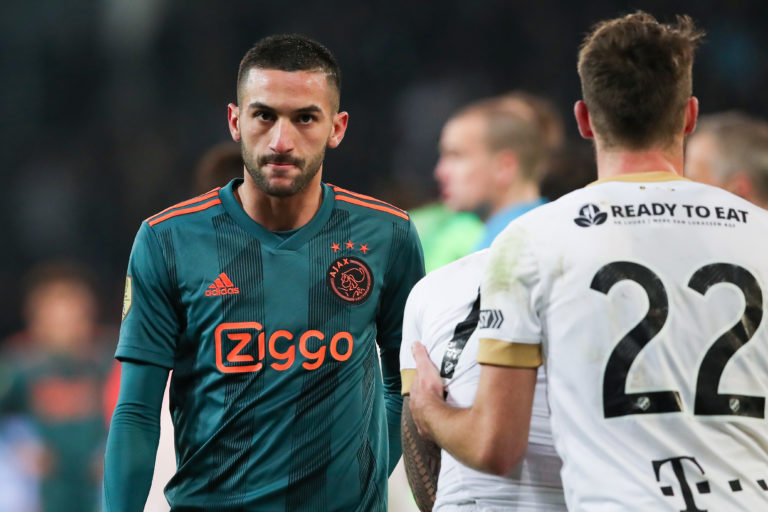 Match Report: Crisis at Ajax grows even worse as FC Utrecht ends the KNVB Cup run