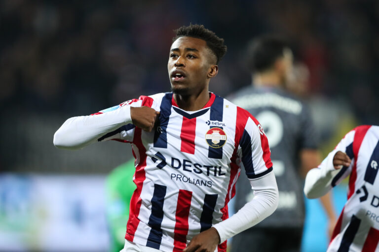 'Ajax trying to sign Mike Trésor Ndayishimiye of Willem II'
