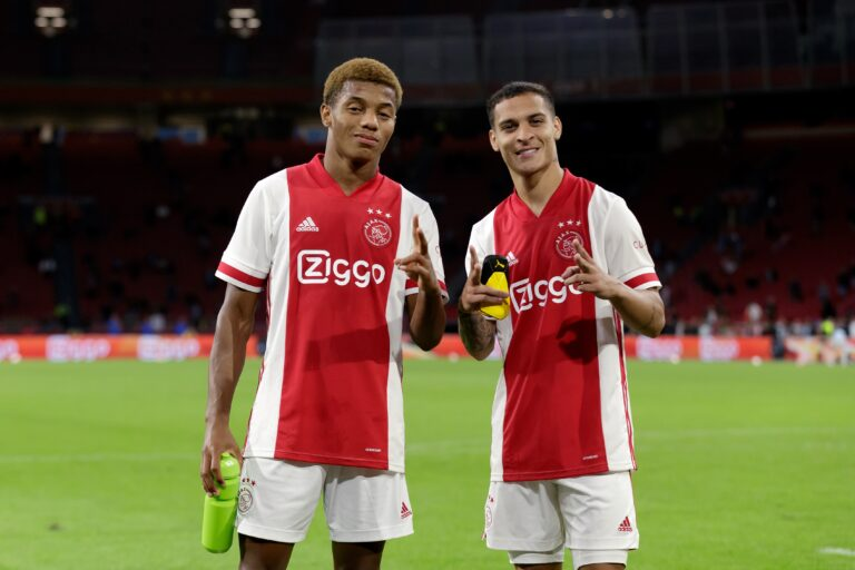 Neres and Antony to represent Brazil Olympic team