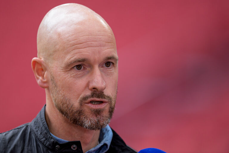 """Ten Hag: """"We have options in midfield and can see what's best for each match"""""""