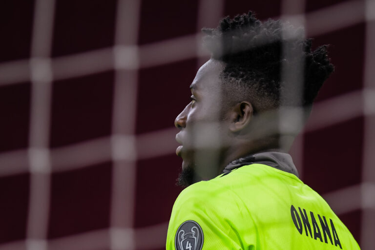 "Onana ready for Atalanta: ""I see us reaching the next round"""