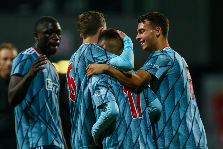 Jong Ajax secures easy victory versus MVV