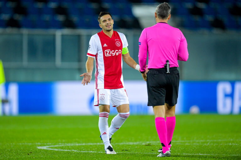 "Tadic on draw: ""Disappointing result"""