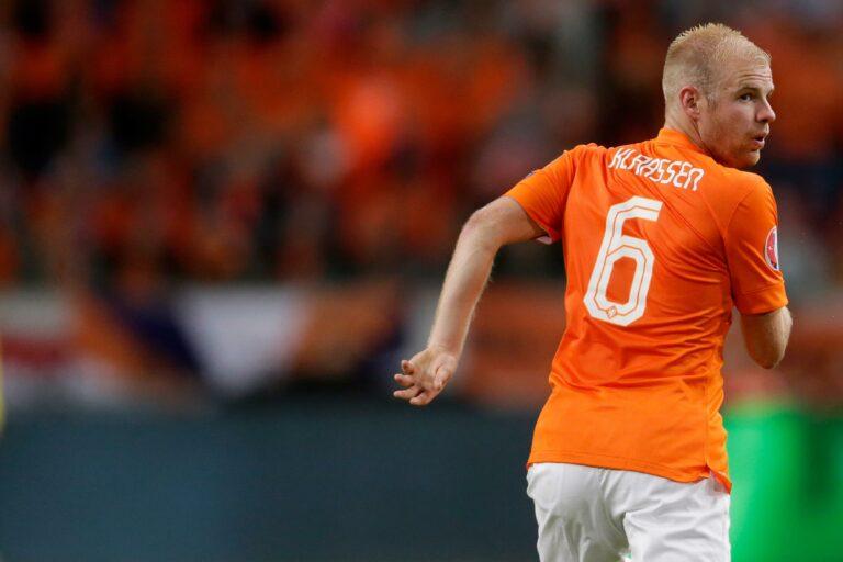 Klaassen back in Dutch national team after three years