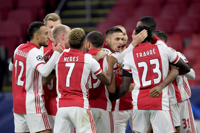 What does tonight's result mean for Ajax in the UCL?