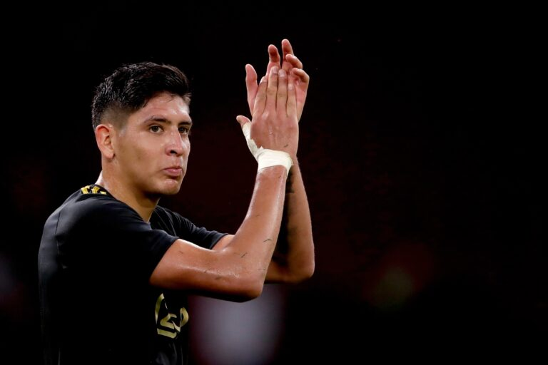Is Edson Alvarez on his way out?