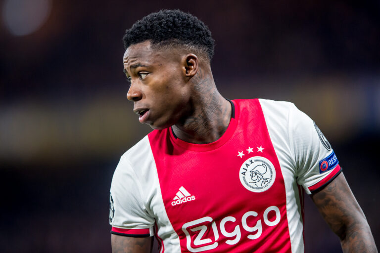Quincy Promes arrested for suspected involvement in a stabbing