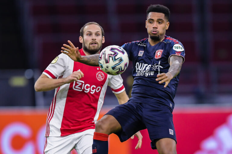 Ajax can't recall Danilo from loan at FC Twente