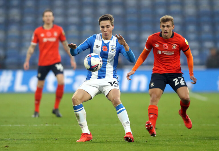 Carel Eiting has been building quite the reputation on-loan at Huddersfield Town